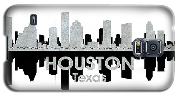 Houston Tx 4 Galaxy S5 Case by Angelina Vick