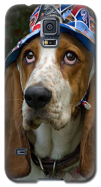 How Cute Am I........ Galaxy S5 Case by Judy  Johnson