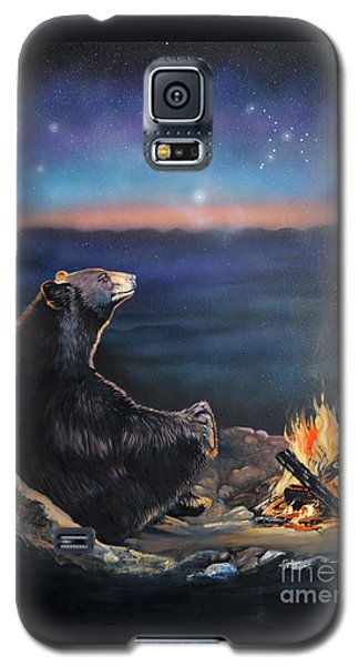 How Grandfather Bear Created The Stars Galaxy S5 Case