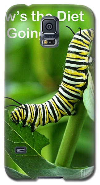 How The Diet Going Galaxy S5 Case by Steve Augustin