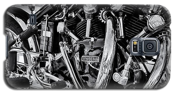 Hrd Vincent Motorcycle Engine Galaxy S5 Case