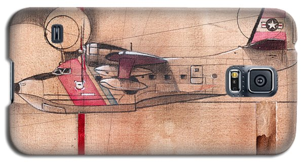 Hu 16 Albatross Galaxy S5 Case