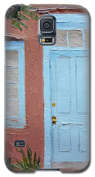 Hubbell Home Doorway Galaxy S5 Case by Susan Woodward