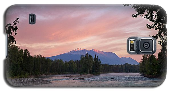 Hudson Bay Mountain British Columbia Galaxy S5 Case