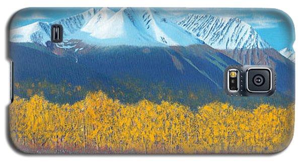 Hudson Bay Mountain Galaxy S5 Case