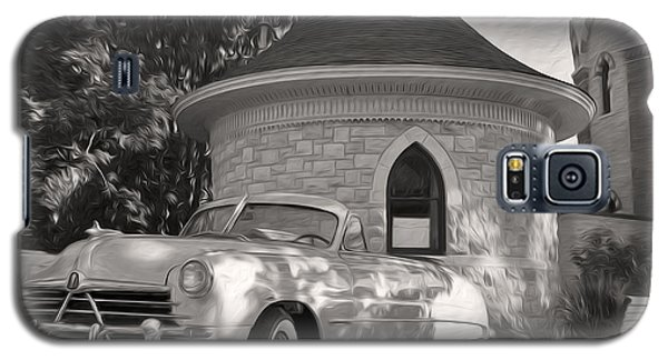 Galaxy S5 Case featuring the photograph Hudson Commodore Convertible by Verana Stark