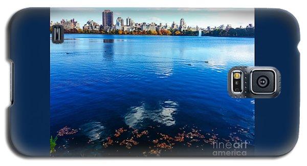 Hudson River Fall Landscape Galaxy S5 Case