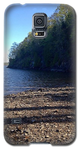 Hudson River Shoreline Galaxy S5 Case