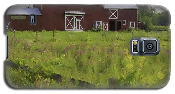 Hudson Valley Barn Galaxy S5 Case