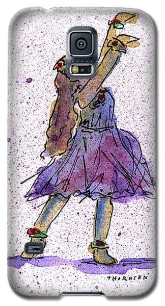 Hula Series Lokelani Galaxy S5 Case