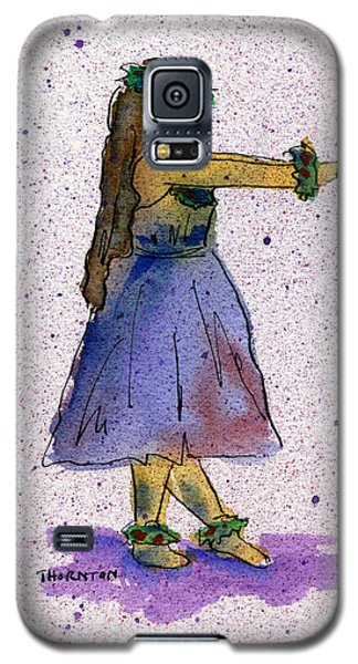 Hula Series Nakine Galaxy S5 Case