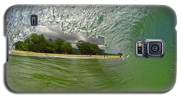 Hulk Wave Galaxy S5 Case