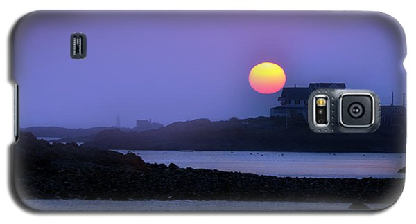 Hull Of A Sunrise Galaxy S5 Case