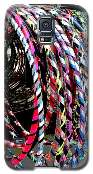 Huly Hoops Galaxy S5 Case