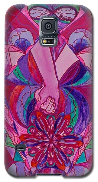 Human Intimacy Galaxy S5 Case