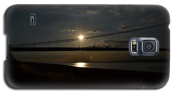 Humber Bridge Sunset Galaxy S5 Case