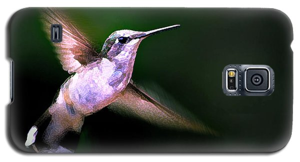 Galaxy S5 Case featuring the photograph Hummer Ballet 1 by ABeautifulSky Photography