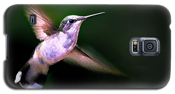 Hummer Ballet 1 Galaxy S5 Case by ABeautifulSky Photography