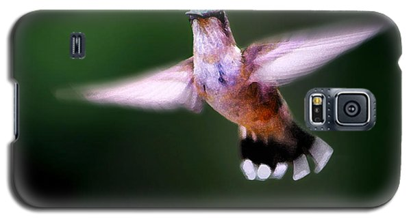 Galaxy S5 Case featuring the photograph Hummer Ballet 3 by ABeautifulSky Photography