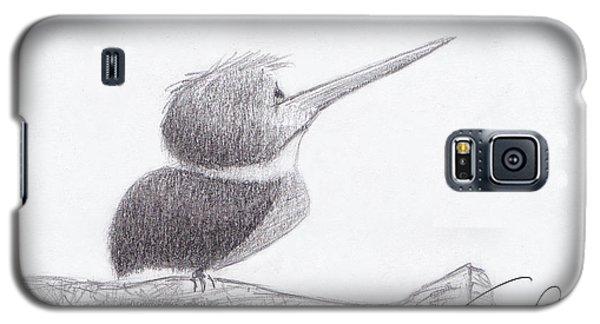 Hummingbird Bulldog Galaxy S5 Case