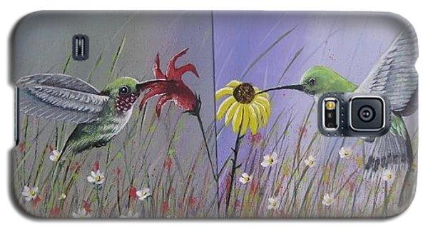 Hummingbird Pair Galaxy S5 Case