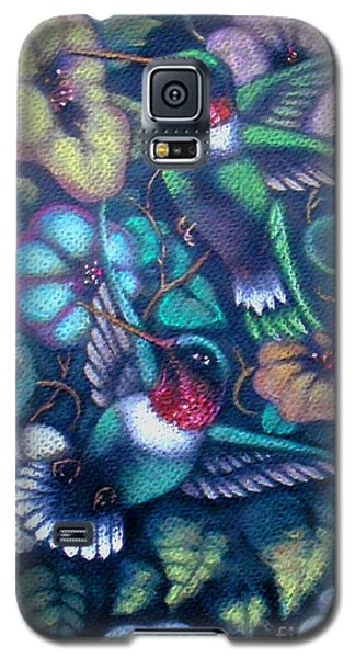 Hummingbirds Galaxy S5 Case