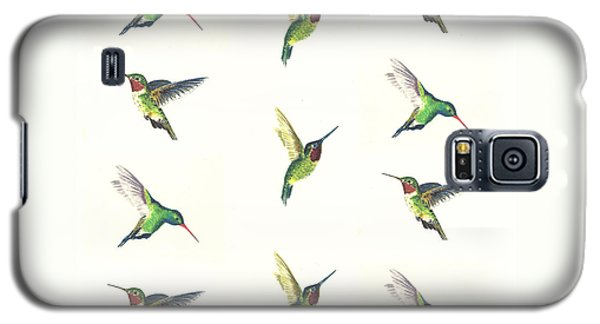 Hummingbirds Number 2 Galaxy S5 Case
