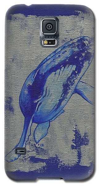 Humpback Whale Galaxy S5 Case