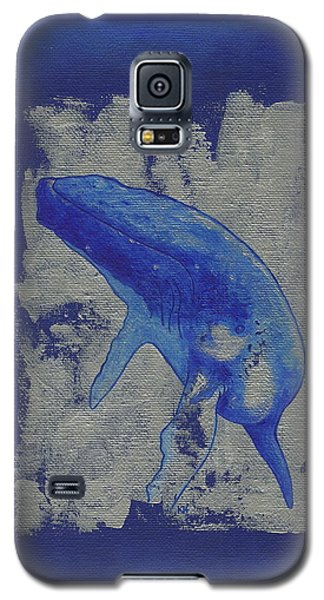 Humpback Whale Song Galaxy S5 Case