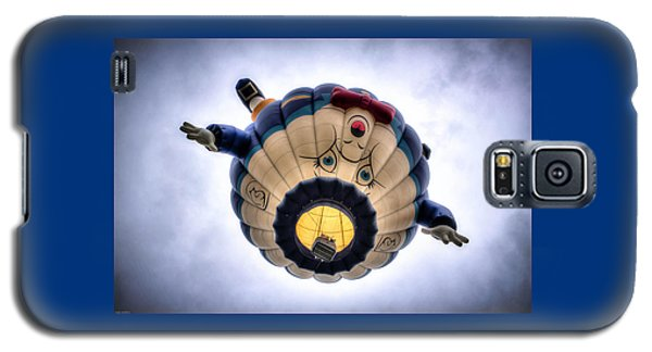 Humpty Dumpty Hot Air Balloon Galaxy S5 Case