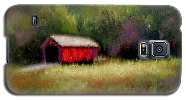 Hune Bridge Galaxy S5 Case by Gail Kirtz