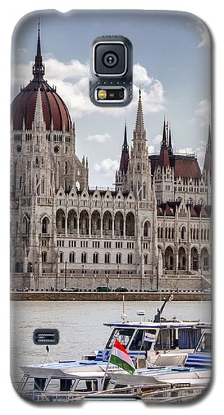 Hungarian Parliament Across The Danube Galaxy S5 Case