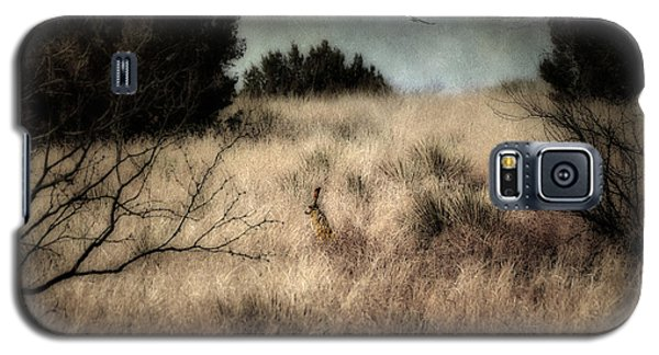 Hunter And The Hunted Galaxy S5 Case by Karen Slagle