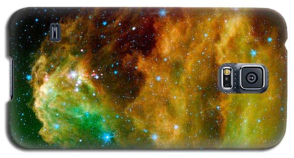 Hunter Constellation Galaxy S5 Case by Sebastian Musial
