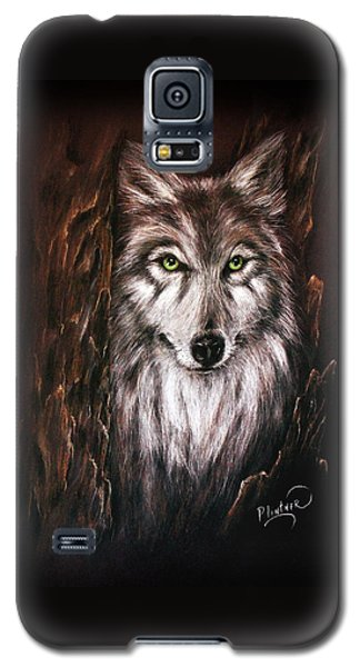 Hunter In The Night Galaxy S5 Case
