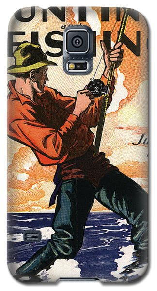 Hunting And Fishing Galaxy S5 Case