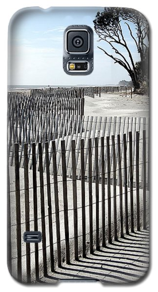 Galaxy S5 Case featuring the photograph Hunting Island - 6 by Ellen Tully