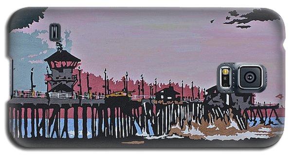 Huntington Beach Pier 1 Galaxy S5 Case