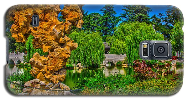 Huntington Gardens Ca Galaxy S5 Case by Richard J Cassato