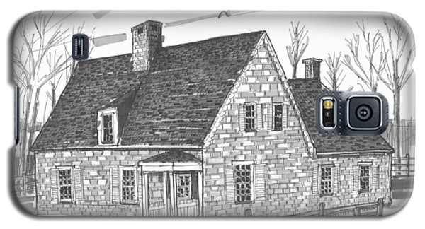 Hurley Stone House Galaxy S5 Case