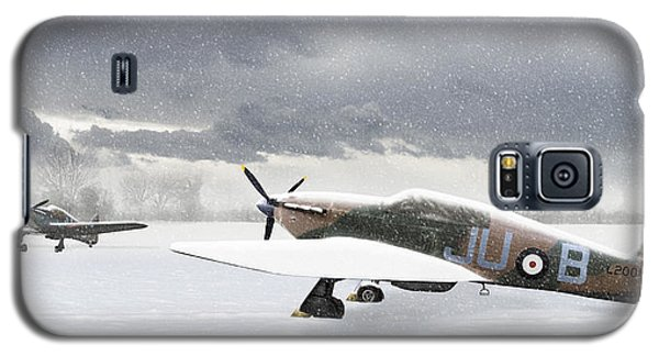 Hurricanes In The Snow Galaxy S5 Case