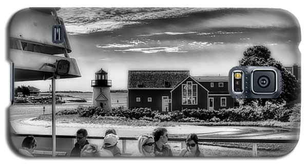 Hy-line To Nantucket Galaxy S5 Case by Jack Torcello