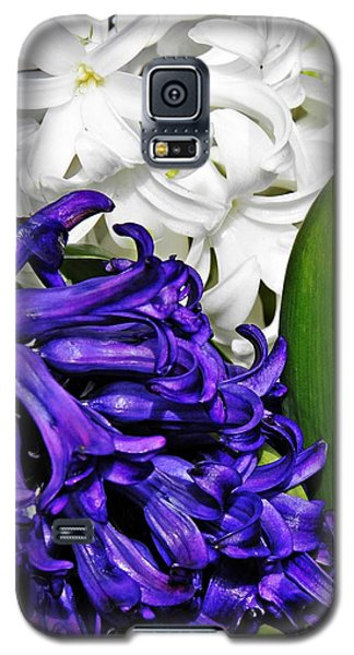 Hyacinths Galaxy S5 Case by Sarah Loft
