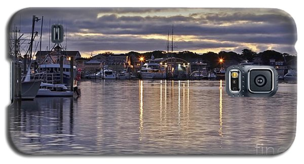 Hyannis Sunset Galaxy S5 Case