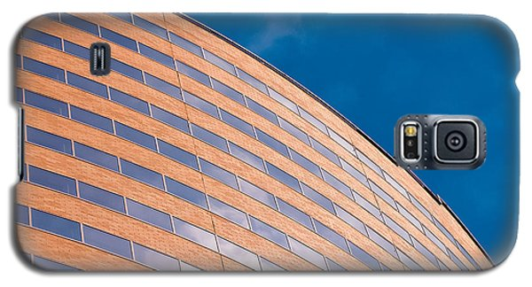 Galaxy S5 Case featuring the photograph Hyatt Regency Arc by Rob Amend