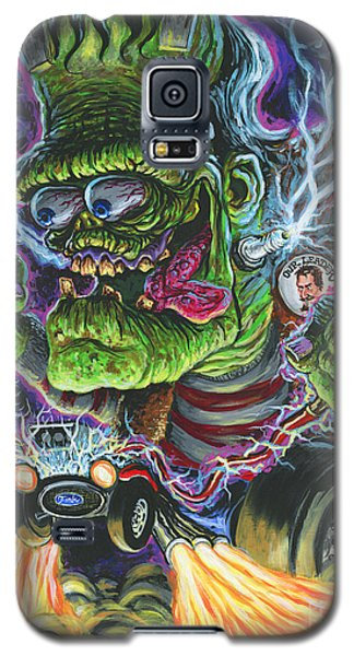 Hybrid Fink Galaxy S5 Case