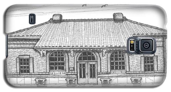 Hyde Park Historic Train Station Galaxy S5 Case