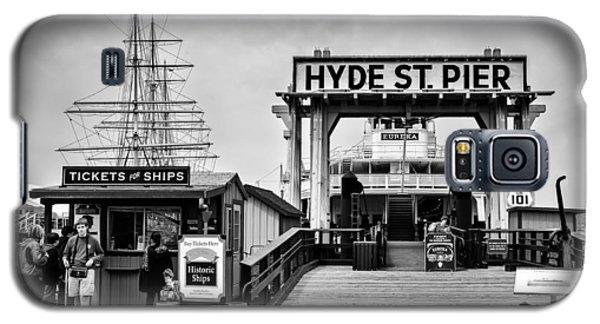 Hyde St. Pier Galaxy S5 Case