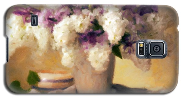 Hydrangea Summer Display Galaxy S5 Case