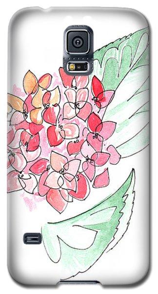Hydrangeas Galaxy S5 Case